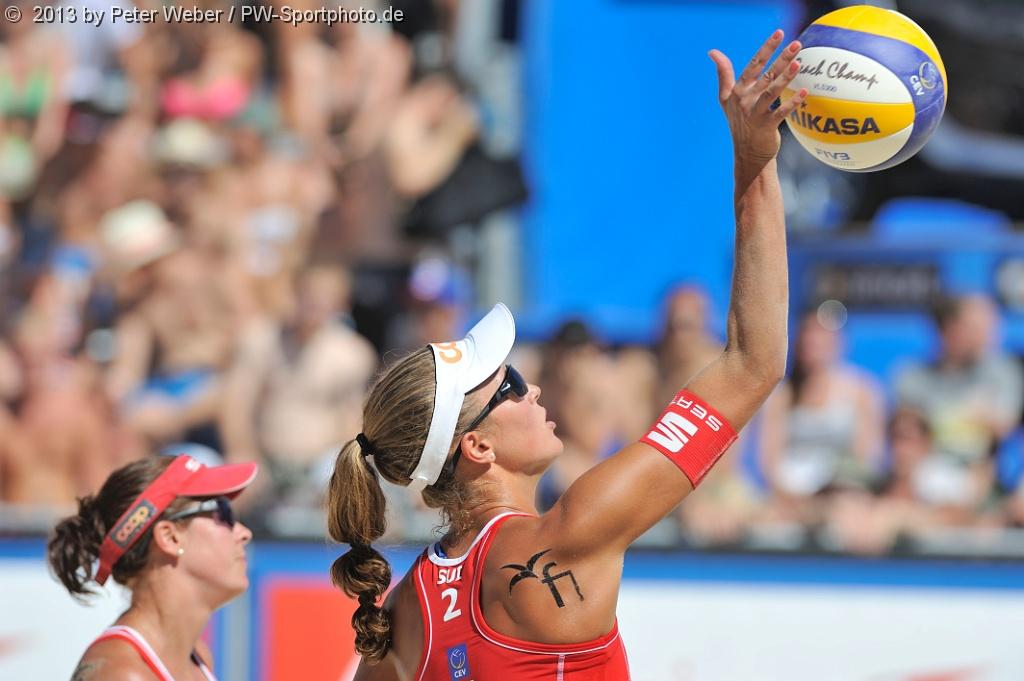 PW-Sportphoto/Beach Volleyball/2014 CEV Beach Volleyball