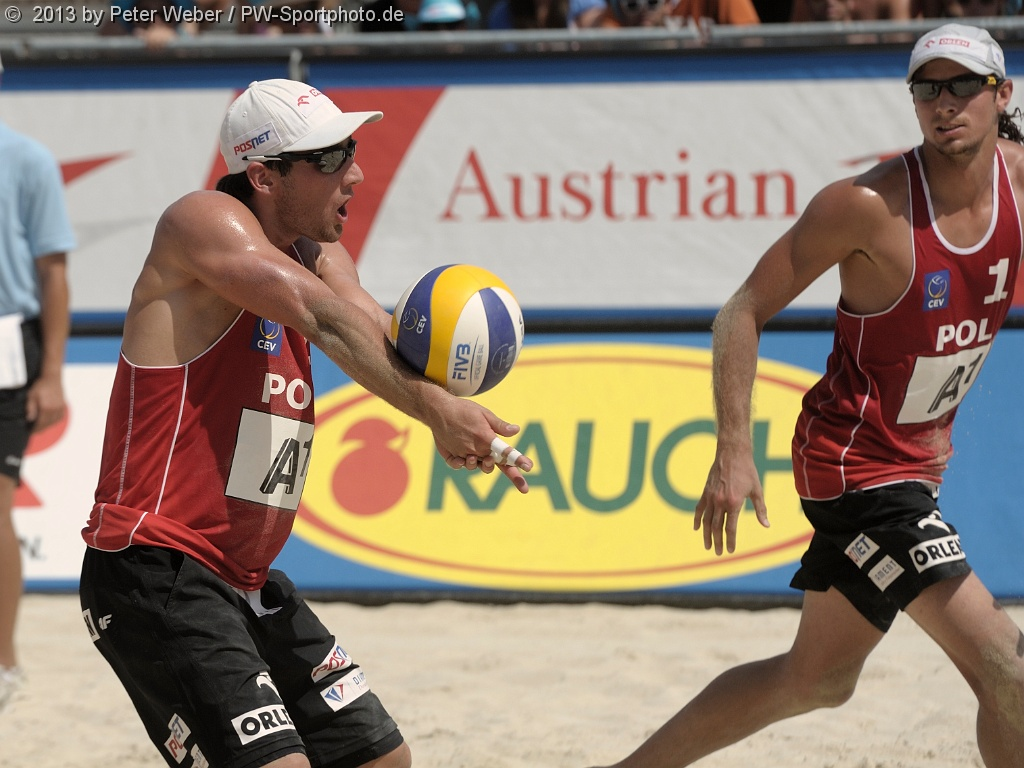 PW-Sportphoto/Beach Volleyball/CEV European Championships
