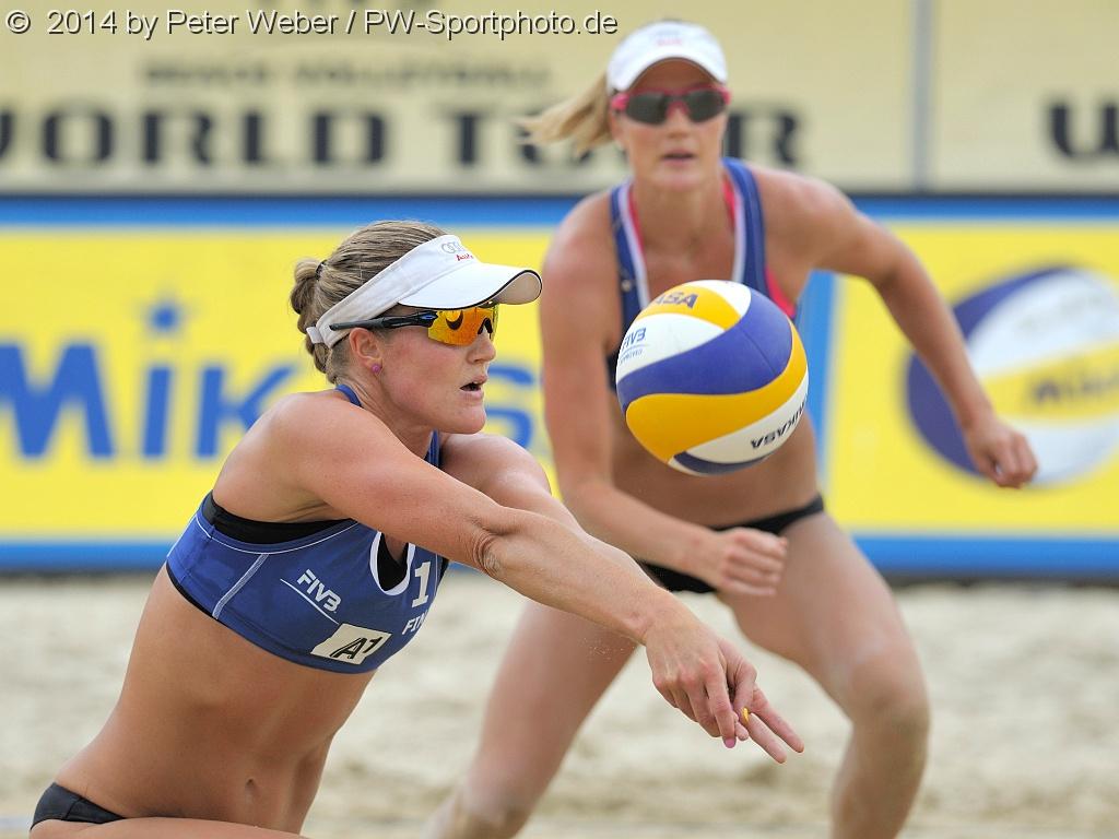 Beach Volley Erika