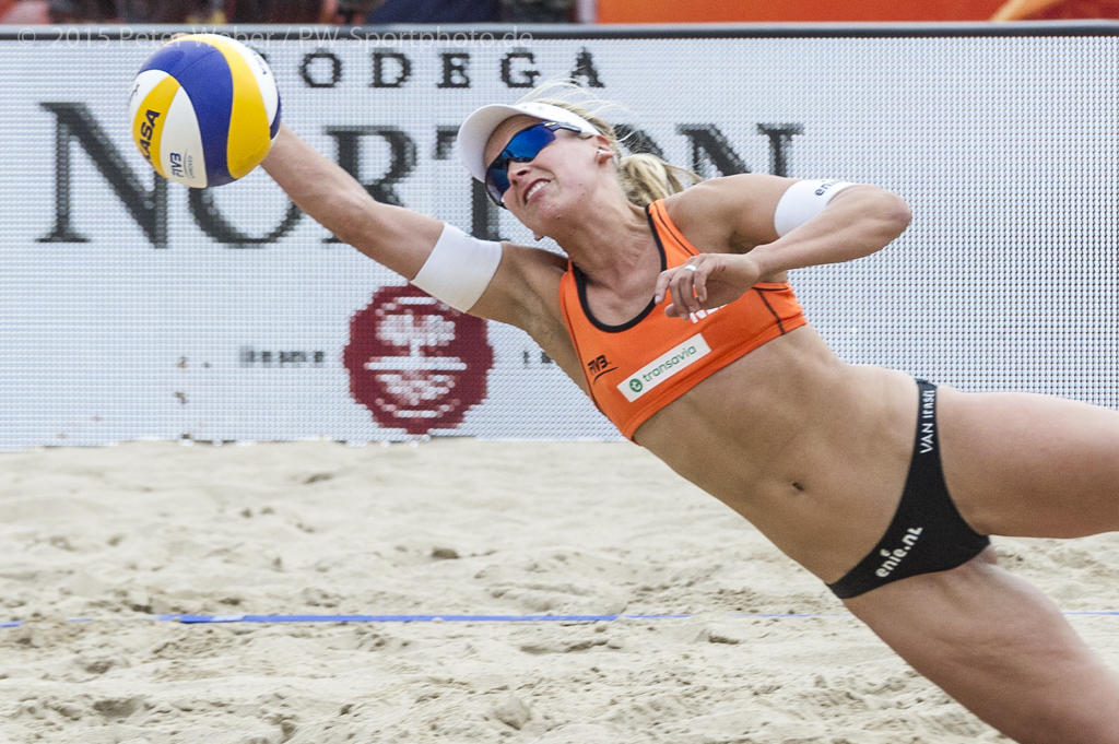 PW-Sportphoto/Beach Volleyball/FIVB World Championship The ...