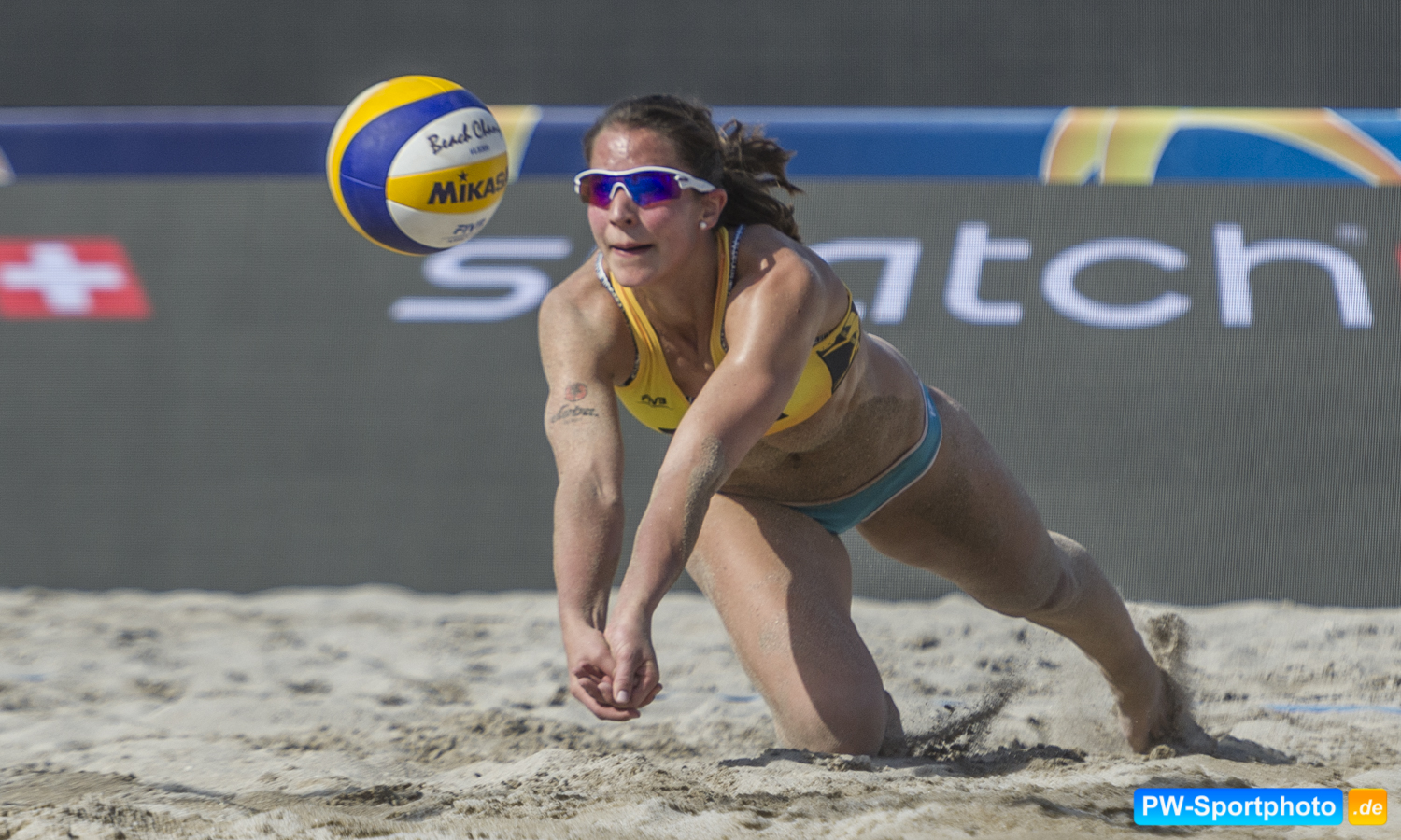 major series beachvolleyball